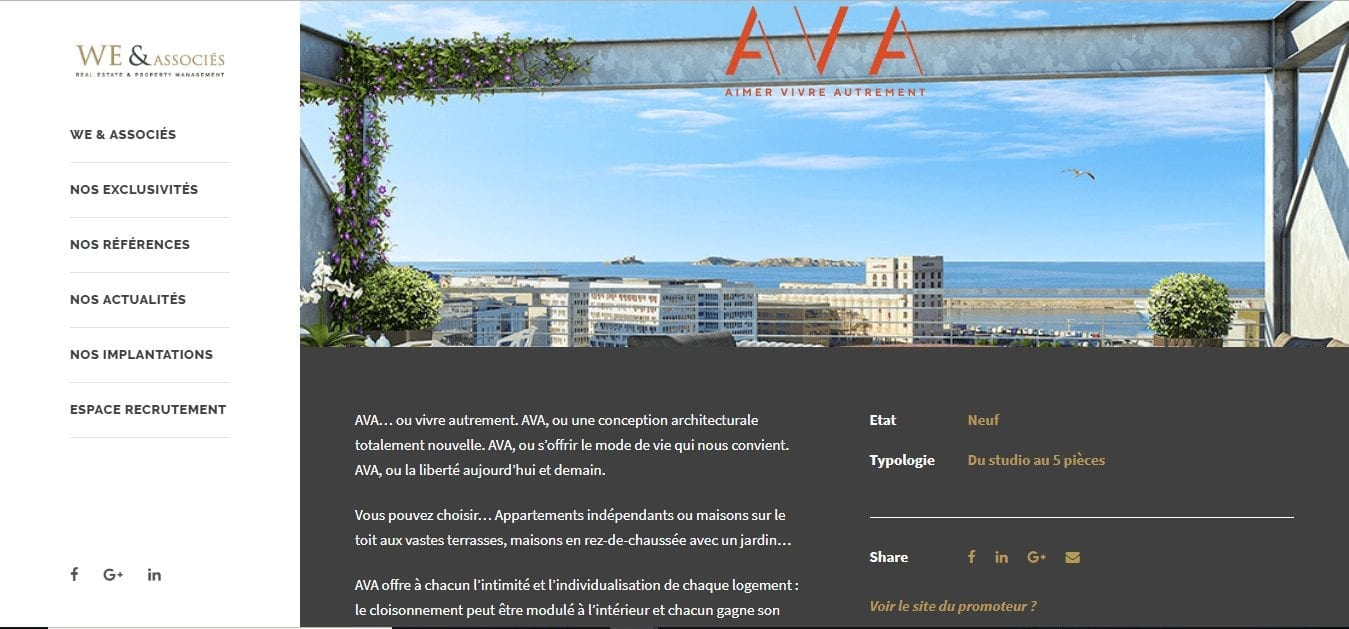 site internet web vendeur pontarlier